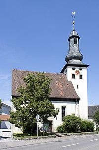 Bretzfeld Evangelische Kirche 20100807.jpg