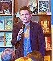 Brian Trent Francis speaking (cropped).jpg