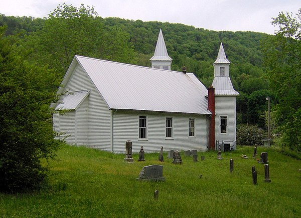 Good Non Denominational Church Chattanooga Tn #1: 600px-Briceville-community-church-tn1.jpg