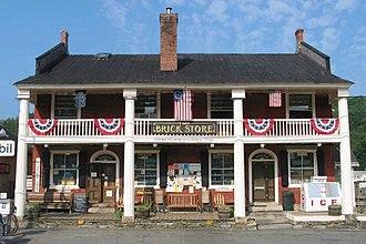 Bath, New Hampshire - Image: Brick Store Bath New Hampshire