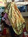 Bride in Wedding Procession - Agra - Uttar Pradesh - India (12612866205).jpg