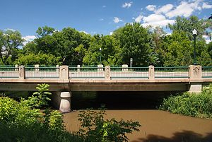 National Register of Historic Places listings in Lyon County, Minnesota - Image: Bridge No. 5083