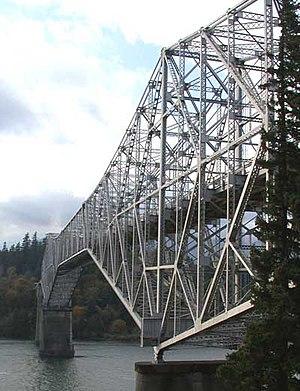 Bridge of the Gods (modern structure) - Bridge of the Gods