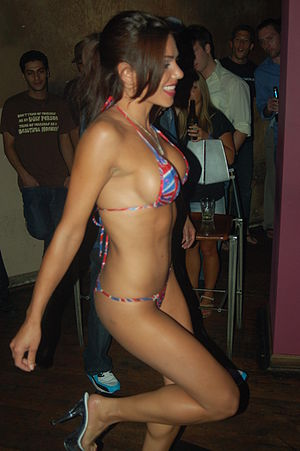 Bridges Bikini Contest, August 2008.