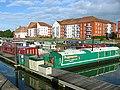 Bridgwater Docks - geograph.org.uk - 925650.jpg