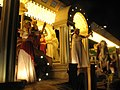 Bridgwater carnival 2017 - Sidvale CC (Greek Empire) cart.JPG