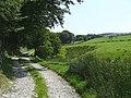 Bridleway and Nant Cou, Ceredigion - geograph.org.uk - 902054.jpg