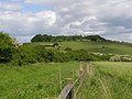 Bridleway to Clearbury Down - geograph.org.uk - 177582.jpg