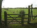 Bridleway to Dilton Farm from Beaulieu Heath, New Forest - geograph.org.uk - 69294.jpg