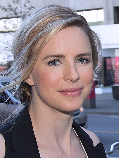 Picture of an author: Brit Marling