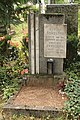 Brno, Štýřice, Ústřední hřbitov, hrob Josefa Urválka (2020-10-11; 01).jpg