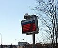 Brno, Lesná, informační displej.jpg