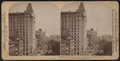 Broadway, the busy thoroughfare of America, New York, U. S. A., by Strohmeyer & Wyman.png