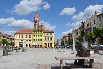Brodnica - Market Square