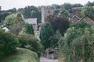 West Somerset - Image: Brompton Regis geograph.org.uk 662427