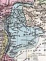 Brue, A.H.; Levasseur, E. 1875. Asie Mineure, Armenie, Syrie, Mesopotamie (K).jpg
