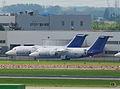 Brussels Airlines BAe 146-200; OO-DJG@BRU;17.05.2010 573aa (4618462470).jpg