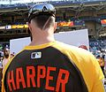 Bryce Harper makes his 2016 T-Mobile -HRDerby pick. (28374395240).jpg