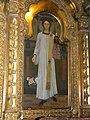 Bucuresti, Romania. BISERICA RUSA-Biserica Sf. Nicolae (B-II-m-A-18814) (tablou maiestrit executat).jpg