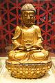 Buddha, unidentified - Etnografiska museet - Stockholm, Sweden - DSC01379.JPG