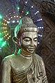 Buddha statue in Chaukhtatgyi Buddha temple Yangon Myanmar (19).jpg