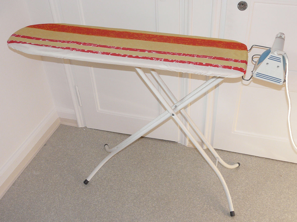 ironing board wiktionary. Black Bedroom Furniture Sets. Home Design Ideas