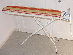 Ironing - Ironing board