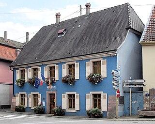 Buhl, Haut-Rhin Commune in Grand Est, France