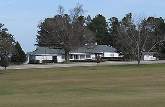 National Register of Historic Places listings in Forrest County, Mississippi - Image: Building 1071, Camp Shelby