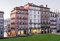 Buildings at Praca do Infante Dom Henrique in Porto.jpg