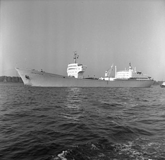 Otto Hahn (ship) - Image: Bundesarchiv B 145 Bild F031999 0006, Frachter NS Otto Hahn