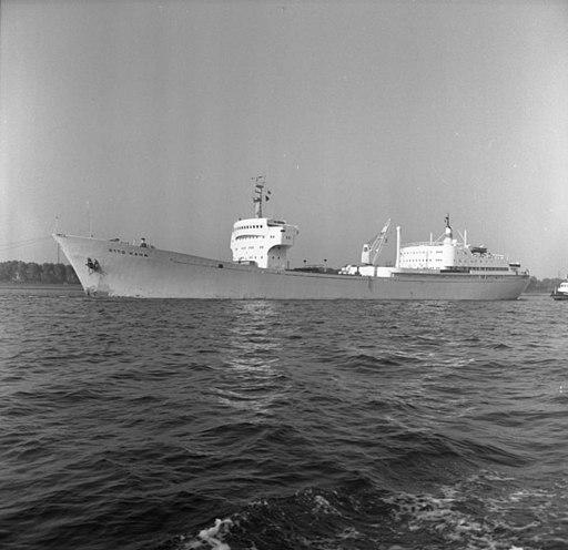 Bundesarchiv B 145 Bild-F031999-0006, Frachter NS Otto Hahn