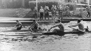 Harald Jährling East German rower