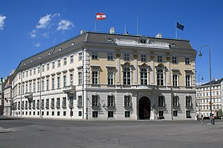 federal agency on cabinet-level, serving as the executive office of the Chancellor of Austria