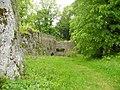 Burg Morimont Nordöstliches Rondell.JPG