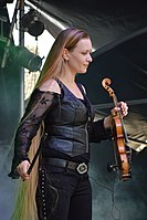 Burgfolk Festival 2013 - Ally the Fiddle 09.jpg
