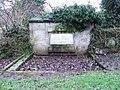 Burial plot - geograph.org.uk - 463626.jpg