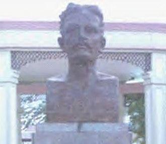 Román Baldorioty de Castro - Bust of Baldorioty de Castro