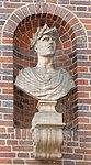 Bust of Caesar from Duesternstrasse 43-51, Hamburg.jpg
