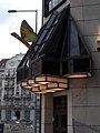 Butterfly, Herend Porcelain Showroom, József nádor tér, 2018 Belváros-Lipótváros.jpg