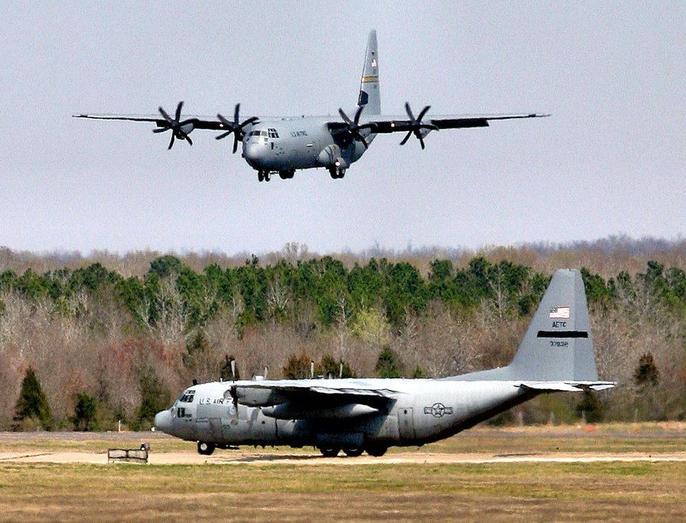 C-130s-littlerockafb