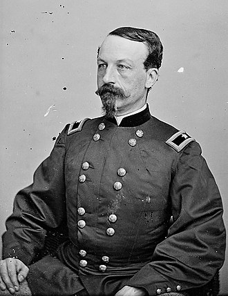 Washington Carroll Tevis - Bvt. Brig. Gen. Washington C. Tevis