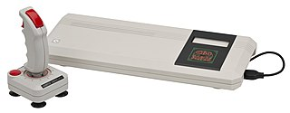 Commodore 64 Games System video game console