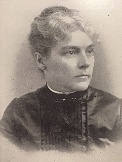 Caroline Brown Buell American activist