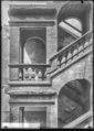 CH-NB - Genève, Maison, Escalier, vue partielle - Collection Max van Berchem - EAD-9433.tif