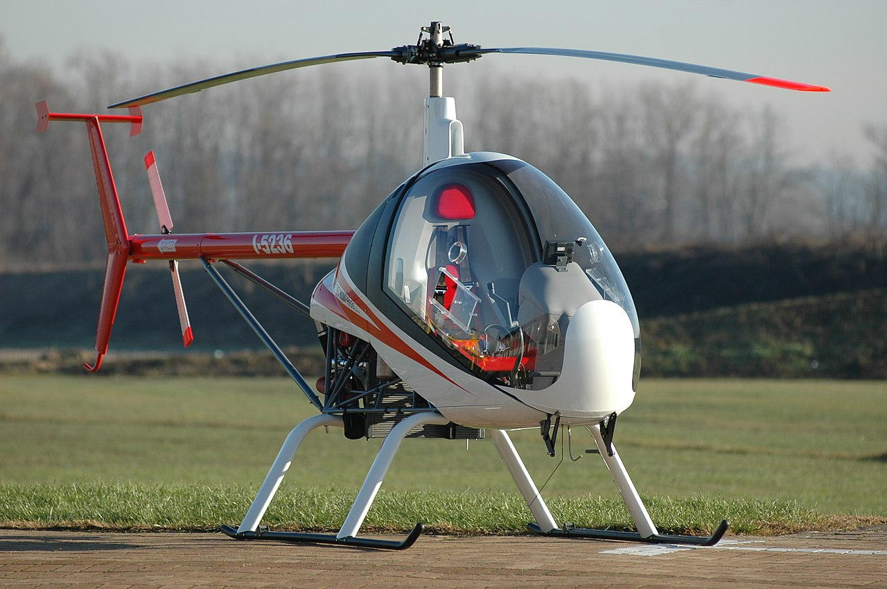The light helicopter landscape - Backcountry Pilot
