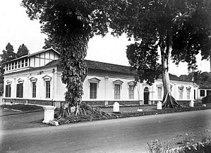 Bogor Zoology Museum - Bogor Zoological Museum in 1920