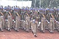 CRPF contingent participating in the Republic Day Parade -2004 at the preview of Parade in New Delhi on January 21, 2004.jpg