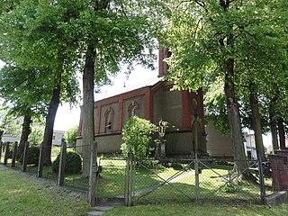 Svibice village in Czech Republic