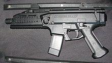 CZ Scorpion Evo 3 - Wikipedia
